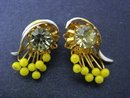Beautiful  Clip Earrings
