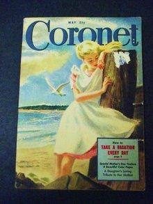 1947 CORONET Magazine