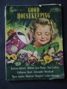 May 1943 Good Housekeeping Magazine