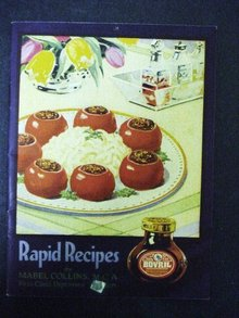 Rapid Recipes by Mabel Collins