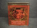 Antique Tea Tin Colonial Tea Srores