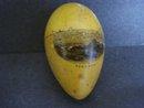 Mauchlineware Darning Egg / Needle / Thimble