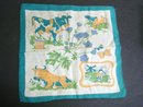 Pretty Vintage Child's Handkerchief