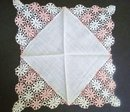 Precious Lace Wedding Handkerchief Hanky