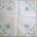 Finest Embroidered  Handkerchief Hanky