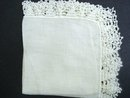 Lovely Lace Handkerchief Hanky