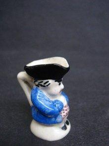 Tiny Character Jug English Made