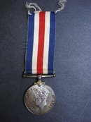 1939-1945 British  War Medal