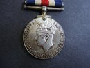 1939-1945 British  War Medal