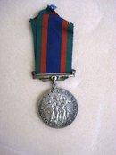 1939-1945 Canada War Medal Voluntary Service