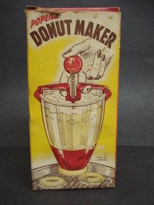 Donat Maker in Original Box