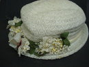 Antique Ladies Summer Hat