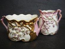 Cream Jug Sugar Bowl Set