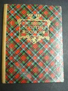 Scottish Songs - Gem Selection