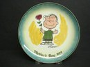 Mothers Day Plate by Schulz