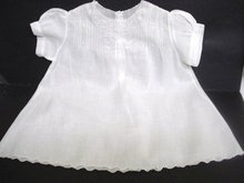Baby Dress Hand Stitched - Perfect for a Doll