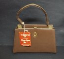 Leather Ladies  Purse Bag Handbag