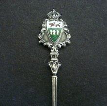 Sterling Souvenir Spoon Saskatoon