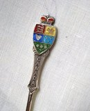 Sterling Souvenir Spoon Montreal