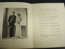 Reception Program to King George VI and Queen