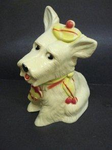 Scottie Dog Saving Bank