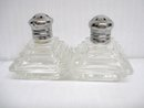 Salt/Pepper Shakers Art Deco Style