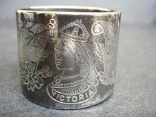 Victoria 1837-1897 Napkin Ring