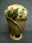 Art Nouveau Pin Cushion