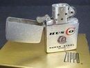 Zippo Lighter Huron Steel