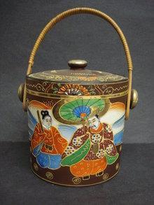 Satsuma Cookie Jar