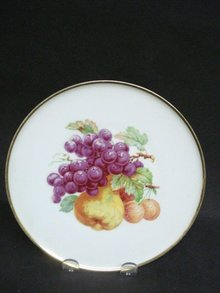 Beautiful Decorative Plate Western Germany