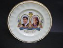 1986 Plate Wedding of Prince Andrew and Sara