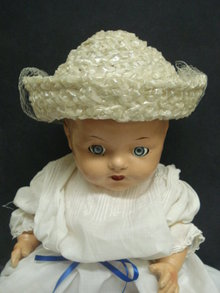 Fantastic Vintage Child's Hat