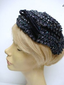 Antique Ladies Hat