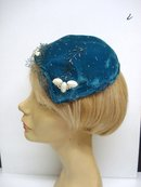 Coquettish Ladies Hat Beads