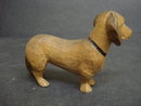 Beagle DOG Figurine Masterful Carving