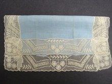 Lovely Wedding Handkerchief