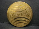 Marvelous Antique Powder Compact Gold Tone