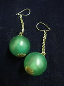 Lovely Dangling Earrings Costume Jewelry