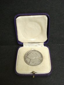1939 Coin Medal Royal Visit to Canada