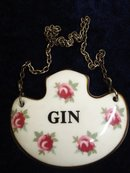 Bottle Label GIN Royal Adderley