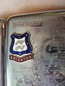 Cigarette Case British Isles Brighton