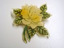 Vintage Celluloid Brooch