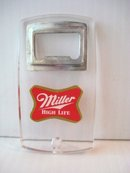 Bottle Opener Miller High Life