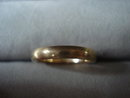 Special 18k White Gold Wedding Band Ring
