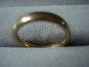 Antique Wedding Band 10k Gold