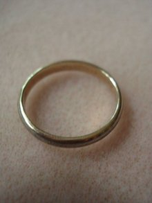Antique Wedding Band Ring