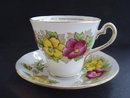 Teacup and Saucer by Salisbury England