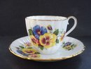 Teacup and Saucer by Jason England