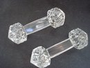 Crystal Knife Rests Set of 2